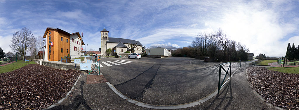 Mairie de Copponex, Haute-Savoie