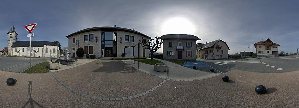 Mairie de Villaz, Haute-Savoie