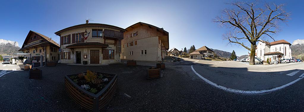 Mairie d'Alex, Haute-Savoie