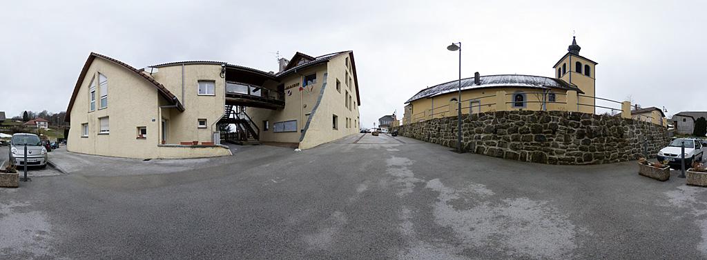 Mairie d'Arbusigny, Haute-Savoie