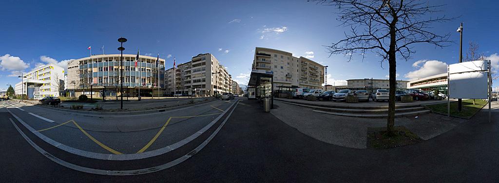 Mairie de Cran-Gevrier, Haute-Savoie