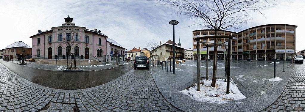 Mairie de Cruseilles, Haute-Savoie