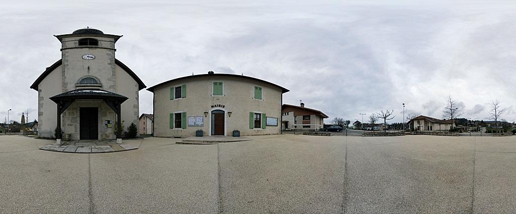 Mairie de Cuvat, Haute-Savoie