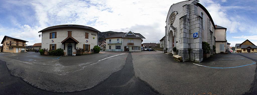 Mairie de La-Balme-De-Sillingy, Haute-Savoie