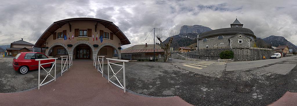 Mairie de La Balme de Thuy, Haute-savoie