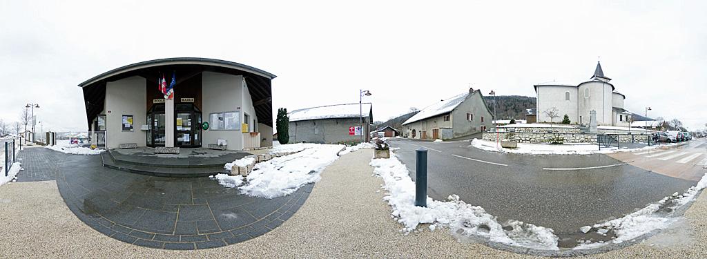 Mairie du Sappey, Haute-Savoie