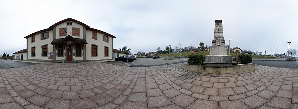 Mairie de Marlioz, Haute-Savoie