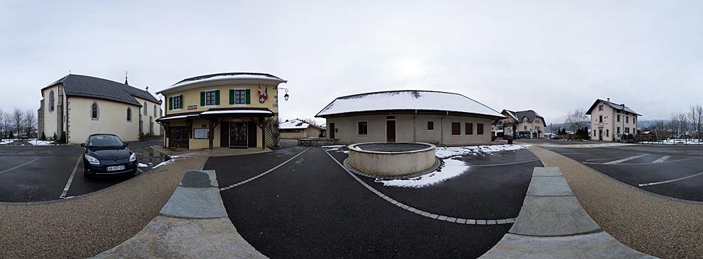 Mairie de Menthonnex-En-Bornes, Haute-Savoie