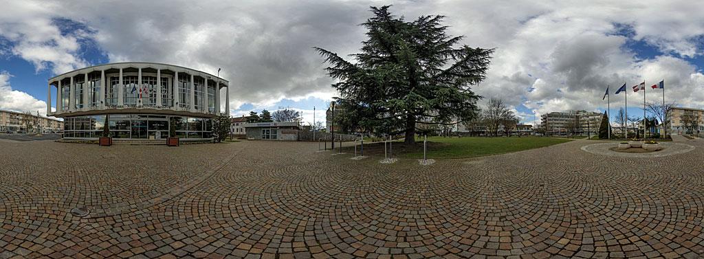 Mairie de Meythet, Haute-Savoie