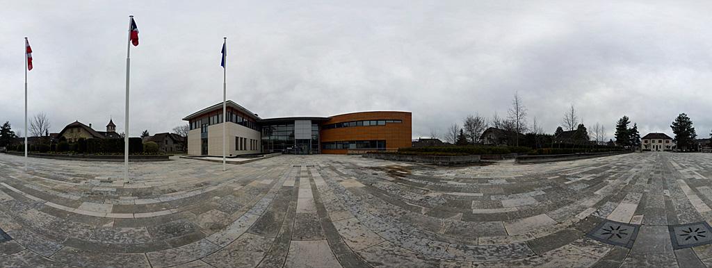 Mairie de Poisy, Haute-Savoie