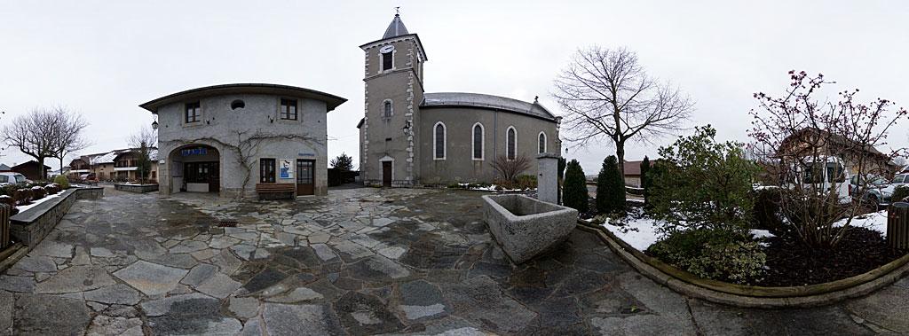 Mairie de Villy-le-Bouveret, Haute-Savoie