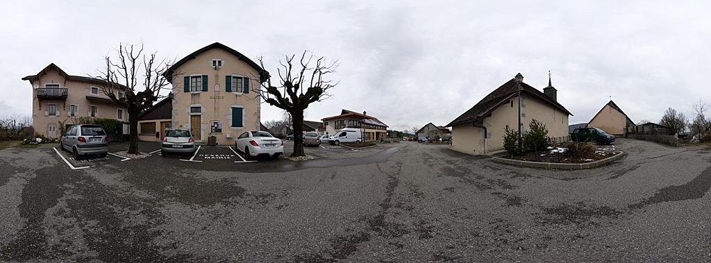 Mairie de Villy-Le-Pelloux, Haute-Savoie