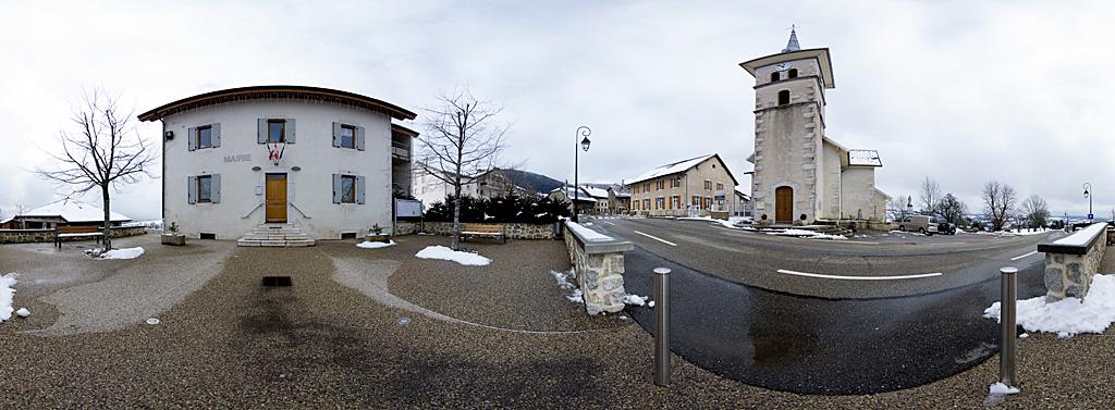 Mairie de Vovray-en-Bornes, Haute-Savoie