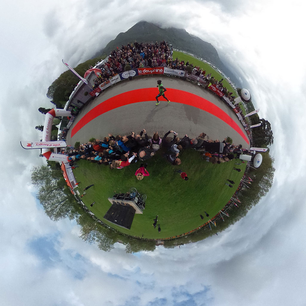 planète marathon d'Annecy