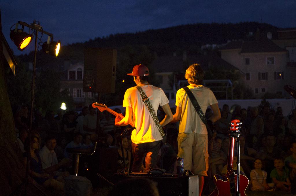 Fête de la musique 2014, Annecy, Bulles de pop