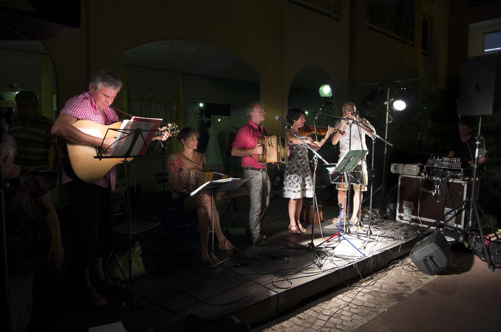 Fête de la musique, Annecy : La Gigouilette