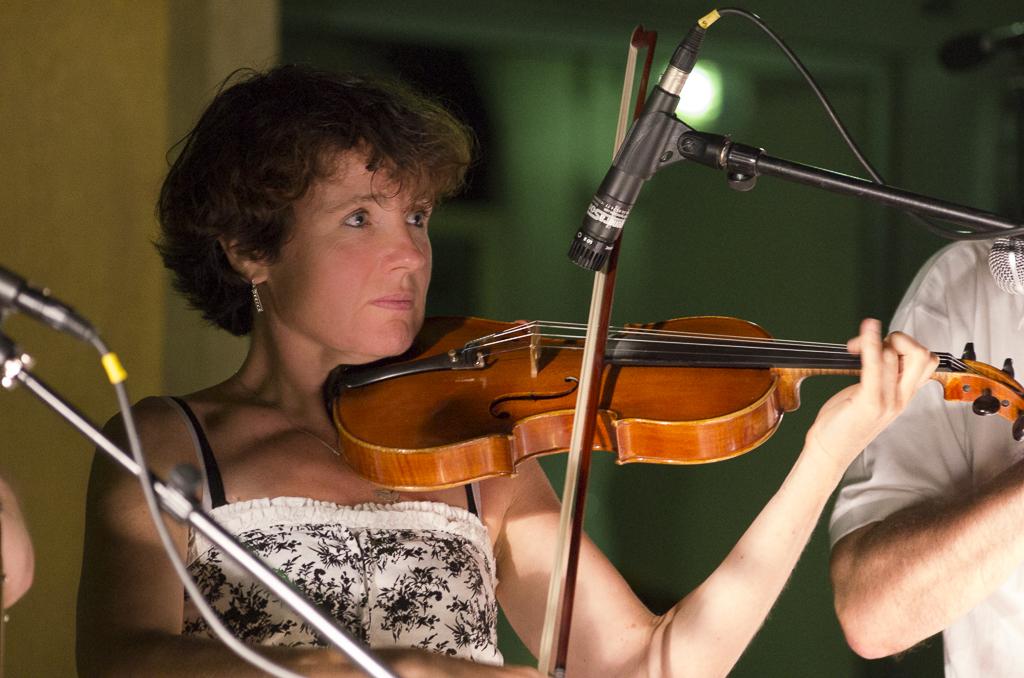 Annecy, fête de la musique 2014. La Gigouillette