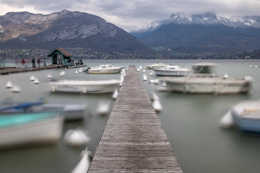 Sevrier, Lac d'Annecy