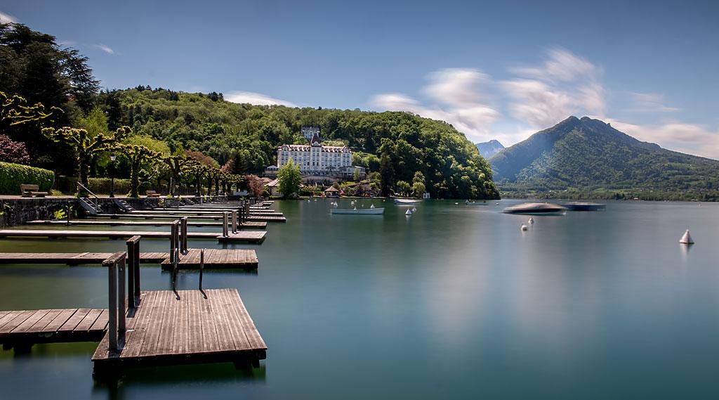 Palace de Menthon Saint Bernard, Haute-Savoie