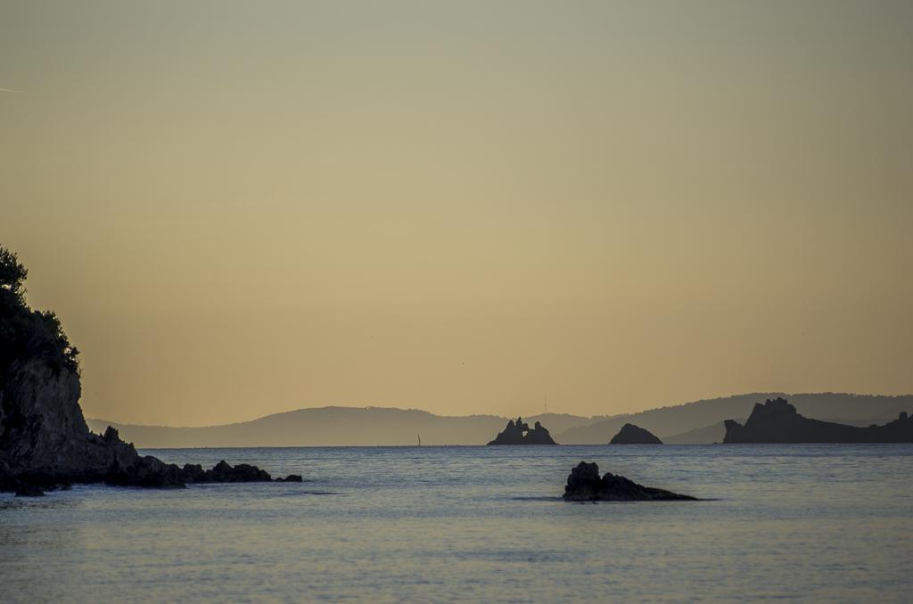 Levé de soleil, presque île de Gien
